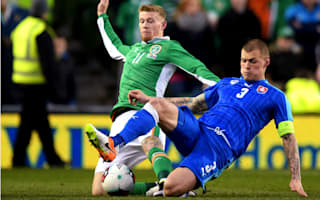 Republic of Ireland 2 Slovakia 2: Defensive mistakes cost hosts in Dublin