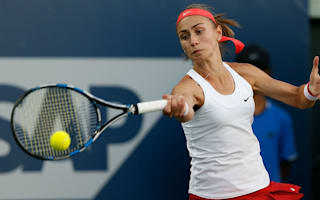 Krunic ousts Duan as seeds struggle in Dalian