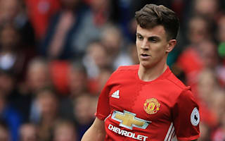 Manchester United 2 Crystal Palace 0: Dream debut for Harrop as Mourinho's men triumph