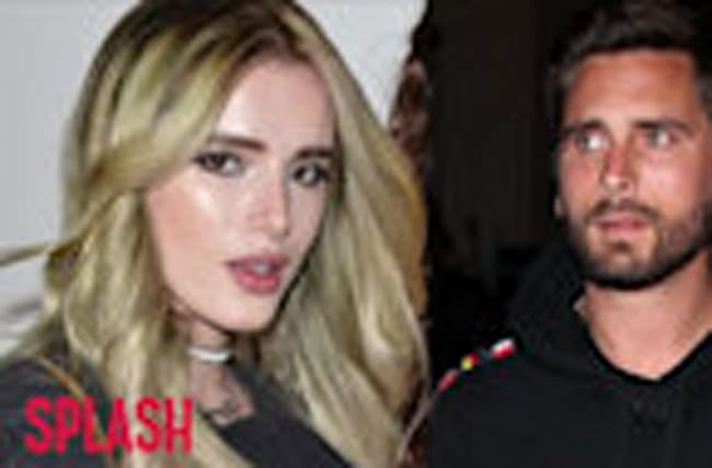 Bella Thorne is Already Alarmed by Scott Disick's 'Wild Partying and Drinking'