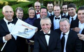 'Team Harrington' triumph in Player charity event