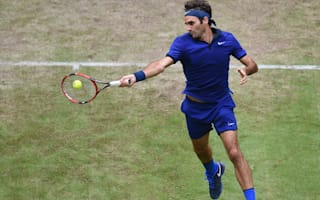 Federer feeling good after another Halle win