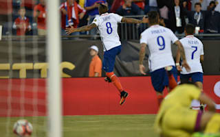 Chile 2 Bolivia 1: Vidal scores controversial last-gasp penalty