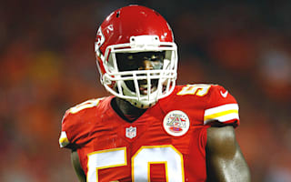 Chiefs linebacker Houston's 2016 season in jeopardy after knee surgery