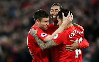 Liverpool 3 Arsenal 1: Firmino and Mane shine to boost Reds' Champions League hopes