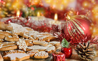 Christmas baking and dessert recipes