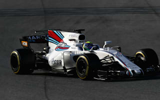Massa not expecting Williams to challenge Mercedes despite positive day in Barcelona