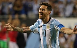 Messi calls for calm after emphatic Argentina return