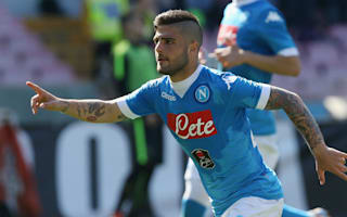 Serie A Review: Napoli keep pace with Juventus, Fiorentina lose