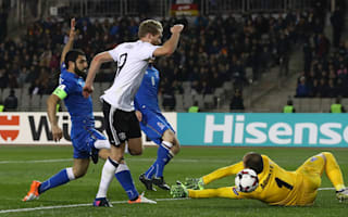 Azerbaijan 1 Germany 4: Schurrle inspires world champions to fifth win in five