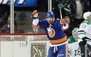 Clutterbuck delivers Islanders win, Panthers win nine straight