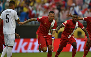 Panama 2 Bolivia 1: Perez the hero for Copa debutants