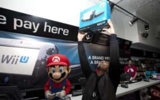 Nintendo shares crash on profits warning
