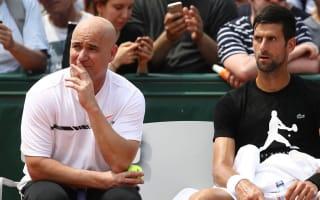 Nothing 'set in stone' but Djokovic seeks long-term Agassi partnership