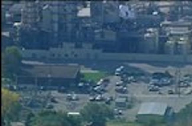 Major chemical spill at Kansas facility
