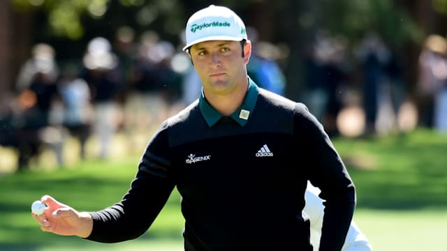 Masters 2017: Adam Scott makes weird par on No. 14