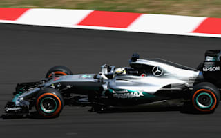 Hamilton heads Rosberg in final Malaysia practice