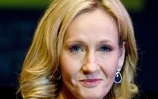 Charity wins over Rowling pen-name