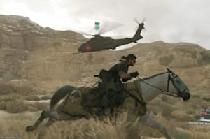 ¿Con ganas de Metal Gear Solid V? Pues aquí tienes 40 minutos de gameplay