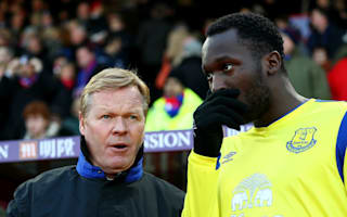 No guarantees, but Koeman claims Lukaku extension is close