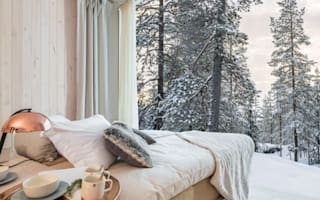 Romantic Christmas holidays for couples