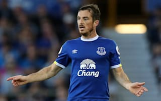 Everton striving for Champions League, says Baines
