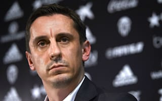 Neville's Valencia woes welcomed by Crespo