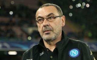 Sarri: Napoli in Lisbon to win