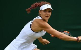 Teenager Masarova stuns Jankovic on WTA debut