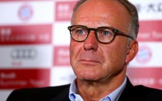 Rummenigge condemns Bayern supporters after violent Schalke attack