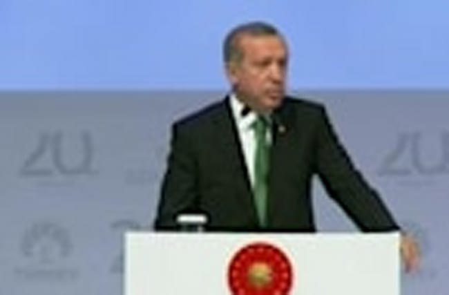 Erdogan: No Muslim family should engage in birth control