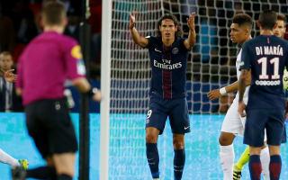 Cavani won't return to Napoli - De Laurentiis