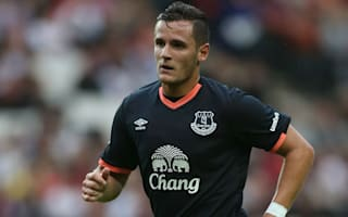 Frankfurt take on Everton youngster Tarashaj