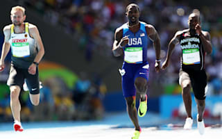 Rio Recap: Gatlin quicker than Bolt as Drysdale wins dead heat