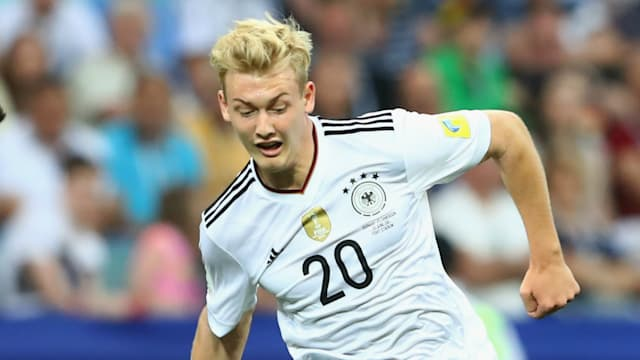 Bayer Leverkusen attacker Julian Brandt reveals why he decided against joining Liverpool