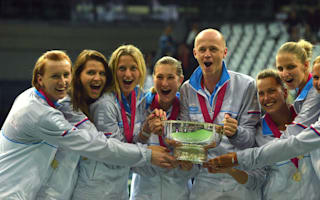 Czechs draw Spain in 2017 Fed Cup