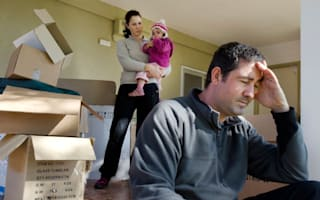 Could moving house kill your relationship?