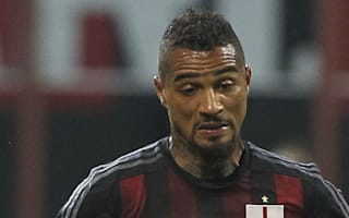 Las Palmas snap up Boateng following Milan exit