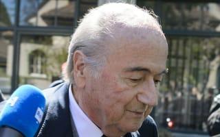 CAS to hear Blatter appeal on August 25
