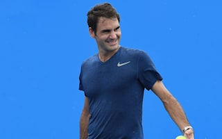 WATCH: Roger Federer serves up 'Bongo Cam' masterclass