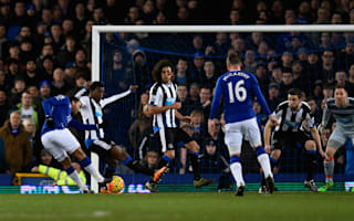 Everton 3 Newcastle United 0: Lennon strike ends Everton slump
