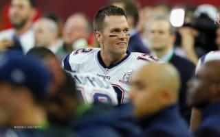 Brady named Super Bowl MVP for record fourth time