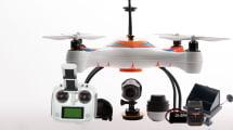 AguaDrone es el primer drone pensado para pescadores