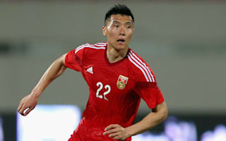 China 1 South Korea 0: Yu the man