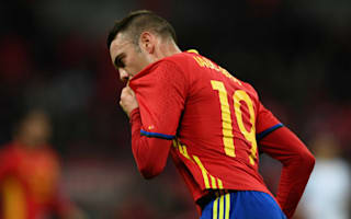 Lopetegui hails debutants Aspas and Herrera