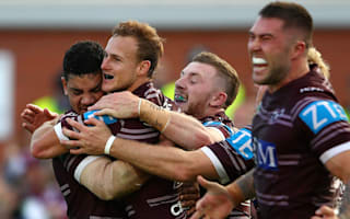 Sea Eagles claim second golden-point victory of 2017 over Raiders