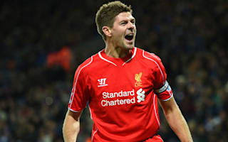 Victory 'no chance' of signing Gerrard - Muscat