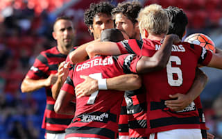 Newcastle Jets 0 Western Sydney Wanderers 1: Visitors hold on for key win