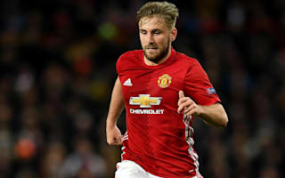 Shaw going through 'difficult period' - Mourinho