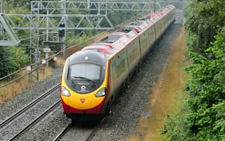Rail passengers can't get off train - because the station isn't open